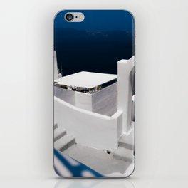 Santorini Greece iPhone Skin