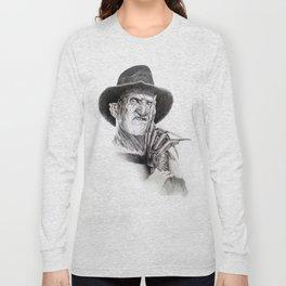 Freddy krueger nightmare on elm street Long Sleeve T-shirt