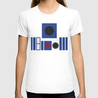 r2d2 T-shirts featuring R2D2 by VineDesign