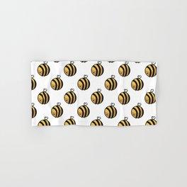 Bee Polka Dot Hand & Bath Towel