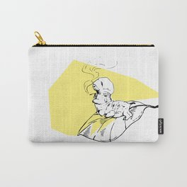 Tobacco Worm Carry-All Pouch