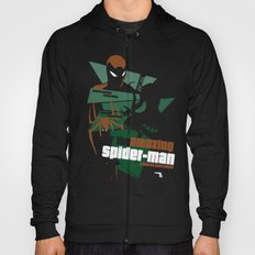 Amazing Spider-man Poster Hoody