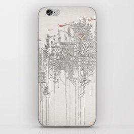 Zenobia the Invisible City iPhone Skin