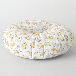 Pom Life Doodle Floor Pillow