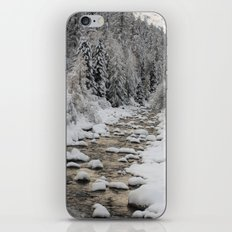 cold water iPhone & iPod Skin