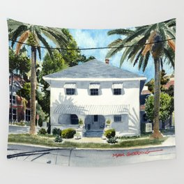 102 NW 15th Street Wall Tapestry