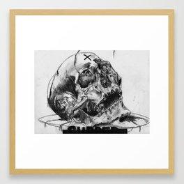 Supper Framed Art Print