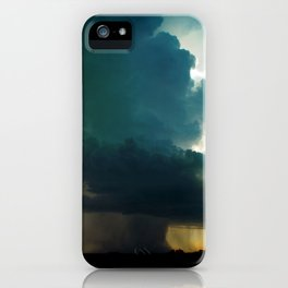 Anatomy Of A Storm iPhone Case