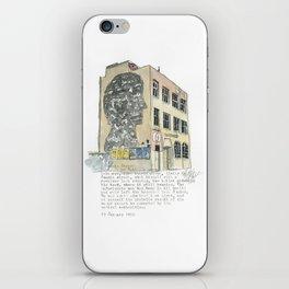 1 Jessie Street. iPhone Skin