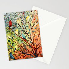 27 Birds Stationery Cards