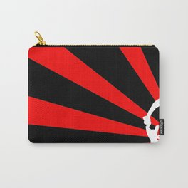 Rising DJ Red Carry-All Pouch