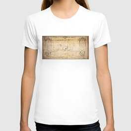 Plan of the Siege of the Havana Surrender (Aug. 12, 1762) T-shirt