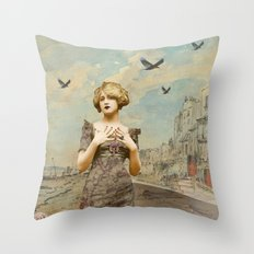 A love lost Throw Pillow