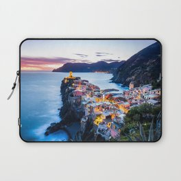 Cinque Terre #society6 #decor #buyart #homedecor Laptop Sleeve