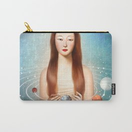 Like the Sun Carry-All Pouch