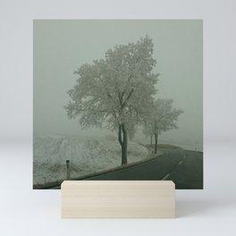 Winter Landscape - Austria Mini Art Print