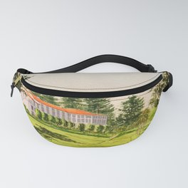 The Olympic Golf Course 18th Hole Fanny Pack