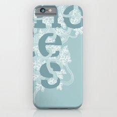 Notes iPhone 6 Slim Case