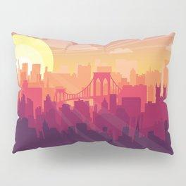 Brooklyn Sunset Pillow Sham