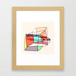mindthegap Framed Art Print