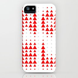 Noel iPhone Case