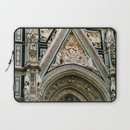 Basilica of Saint Mary of the Flower Laptop Sleeve