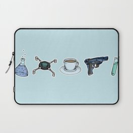 FitzSimmons Objects Laptop Sleeve