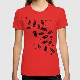 Black Crystals T-shirt