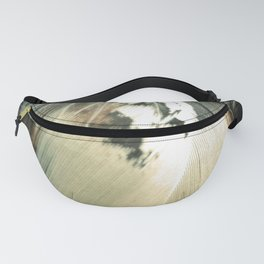 Pheasant Feather Fanny Pack