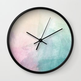 Kindly Unspoken Wall Clock