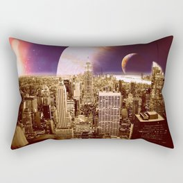 New New York Rectangular Pillow