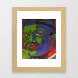 Blue Magoo Framed Art Print