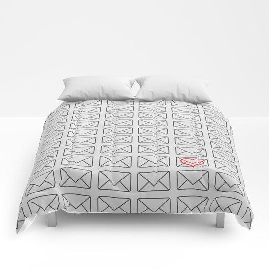 Love note Comforters