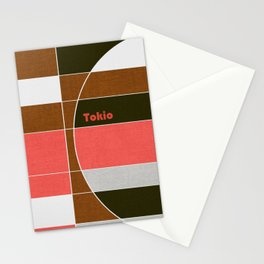 Tokio Mosaic Stationery Cards