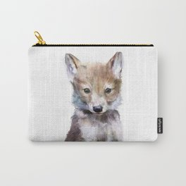 Little Wolf Carry-All Pouch