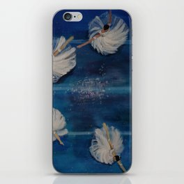 Ballet viewpoints iPhone Skin