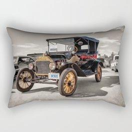 1916 Ford Model T Rectangular Pillow