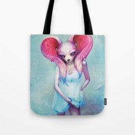 rabbit_1 Tote Bag
