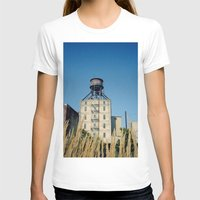 portland T-shirts featuring Portland by Richard PJ Lambert