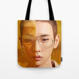 Story of Light - Key Tote Bag