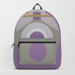 Abstract-geometric 02 Backpack