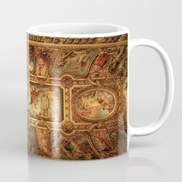 Midnight with Botticelli, Raphael, Michelangelo, & Perugino, Sistine Chapel, Rome Coffee Mug