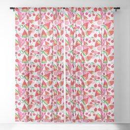 juicy Sheer Curtain