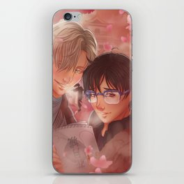 YOI Selfie iPhone Skin