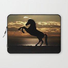 wild Horse Laptop Sleeve
