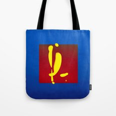 YL in Moscow Tote Bag