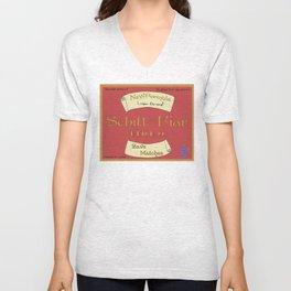 Schitt Fiar Vintage Sign Unisex V-Neck