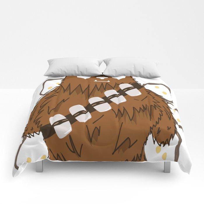 Chewbacca _ Friends Comforters