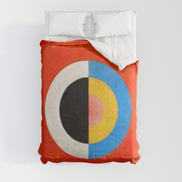 Hilma af Klint - Swan - Digital Remastered Edition Comforters
