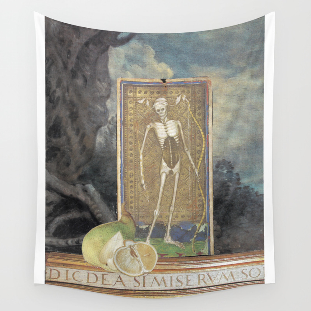 Calling Card Wall Tapestry by Terrencefine TPS4667779